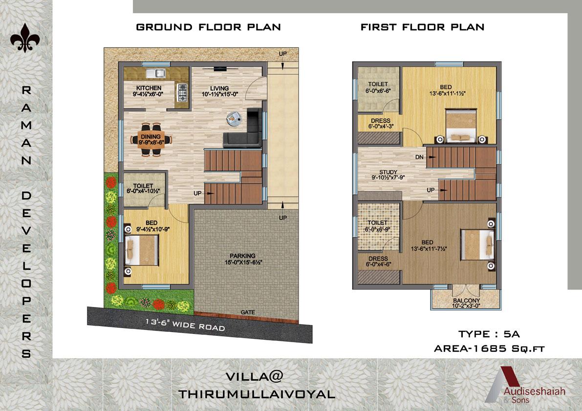 Raman Akira Intercom Wiring Diagram Type 5a Ground First Floor Plan